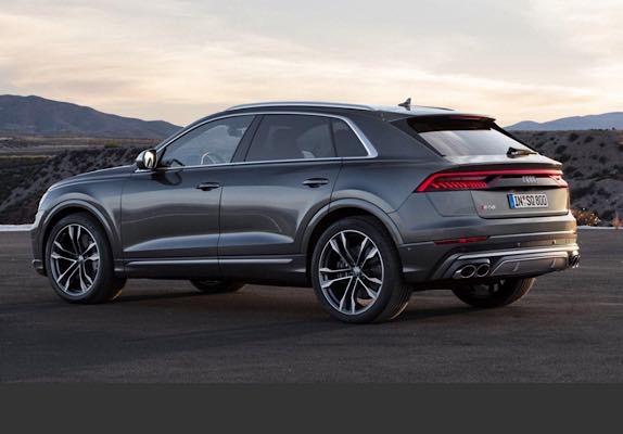 SUV de Audi